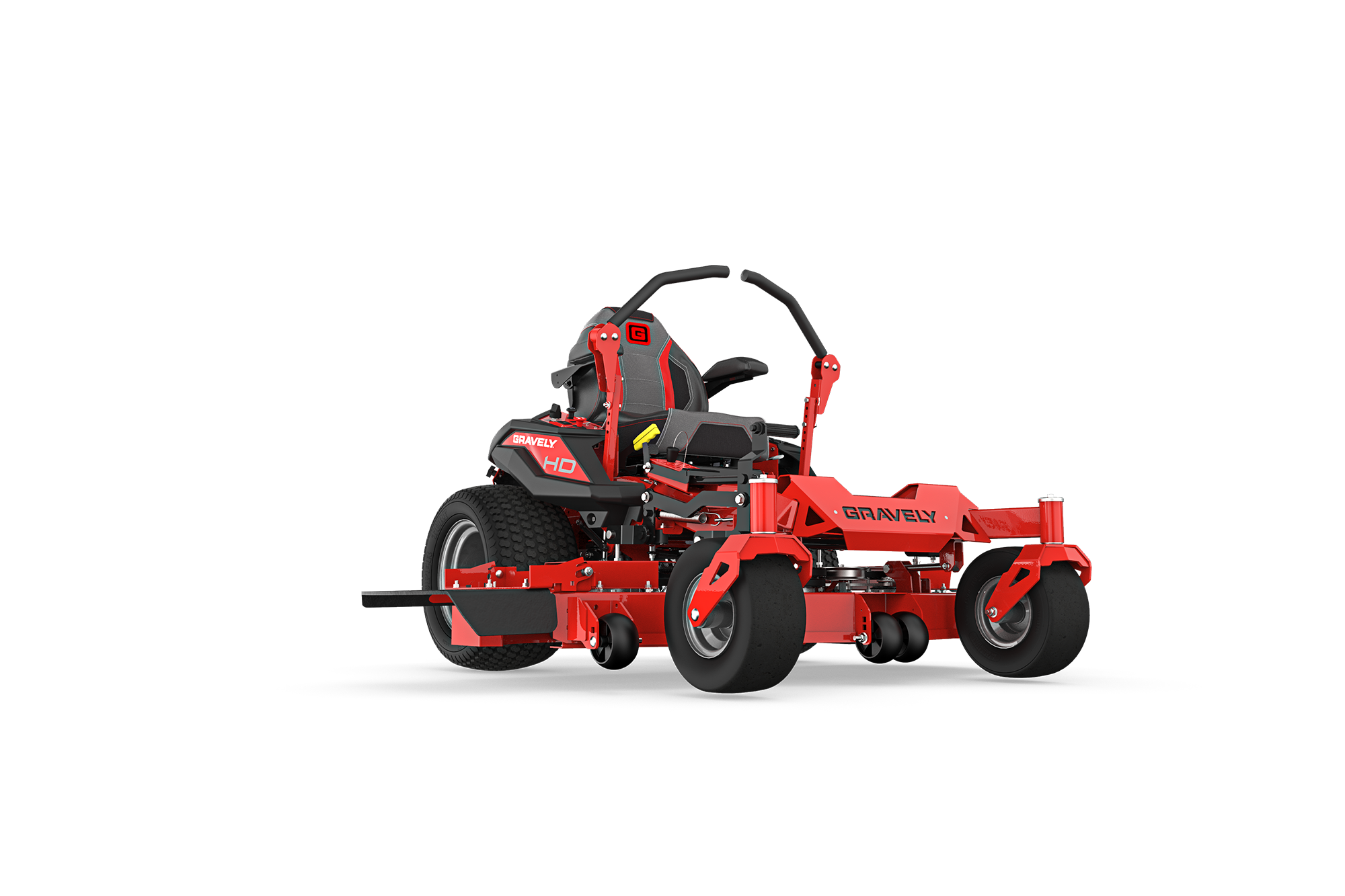 Gravely ZT HD